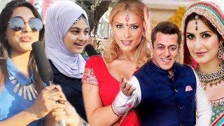 Katrina OR Iulia Whom To Salman Khan Get Marry ? | Public Reaction