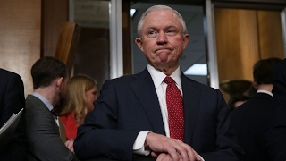 Sessions narrows scope of an executive order