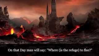 Surah Al-Qiyamah - Ibrahim Jibreen [English Subtitles] ᴴᴰ