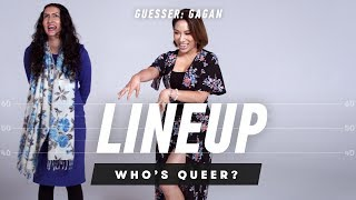 People Guess the Sexual Orientation of Strangers (Gagan) | Lineup | Cut