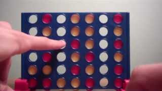 Connect Four: How to beat the stacking strategy (read description)