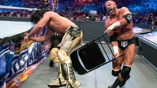 10 WrestleMania 33 Mistakes WWE Can