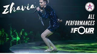ZHAVIA: All Performances On