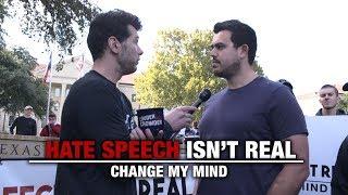 Hate Speech Isn