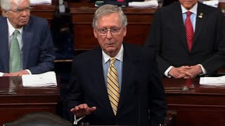 McConnell on health bill: We have a duty to act