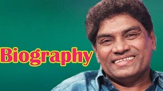 Johnny Lever - Biography