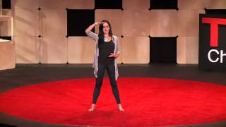 Breath -- five minutes can change your life   Stacey Schuerman   TEDxChapmanU