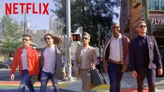 粉雄救兵 | Netflix