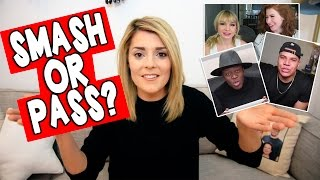 SMASH OR PASS // Grace Helbig