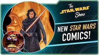 New Star Wars Comics and Bringing Batuu to Life