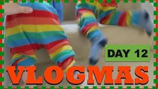 Up and Down   DAY 12   VLOGMAS 2016