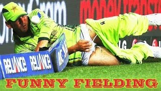 Top 10 Funny Fielding on Boundary Line in Cricket History Ever