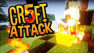 Ich trolle Petrit mit LAVA! 😂 | Craft Attack 5 #3 | Dner