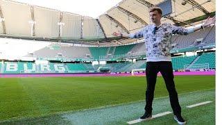 VFL Wolfsburg Profis treffen ⚽️⚽️