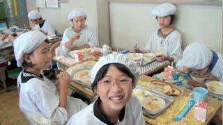 School Lunch in Japan - It