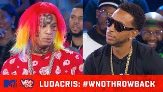 6ix9ine or Nick Cannon? Ludacris in the Hot Seat 🔥 | Wild
