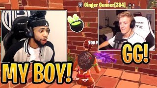 Daequan Reacts to Tfue Getting DESTROYED by His Best Friend