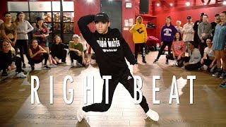 Right Beat - Step Up Series - Choreography by Tricia Miranda