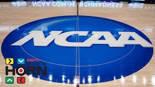 NCAA allegations will affect both players and teams   Around the Horn   ESPN