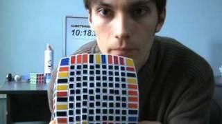 11x11x11 Cube Solving (1h:6m:29s.64ss)