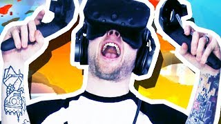 DANTDM BACK IN VIRTUAL REALITY!!!
