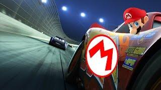 Mario cars 3. Teaser trailer