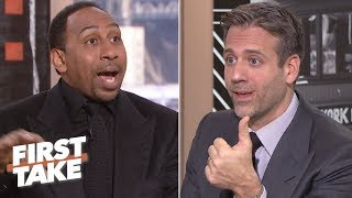Were Seahawks being held back by Legion of Boom? | First Take