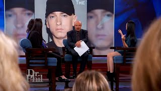 Teen Says She Believes Rapper Eminem Is Her Father