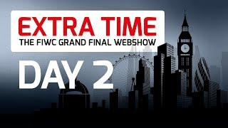 EXTRA TIME #2 - The FIWC 2017 Grand Final Webshow