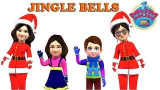 Jingle Bells - Listen to Christmas Music for Kids - Xmas Music | Christian Christmas Songs