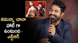 NTR Shocking Comments On Tamannaah | Latest Telugu Cinema News