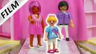 Playmobil Film deutsch | Hannahs 1. LAUFTRAINING mit Pinky Pinkman | Playmobils next Topmodel Kids