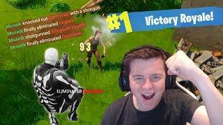 My BEST Win Ever! [Fortnite]