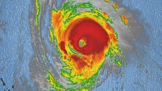 Hurricane Florence threatening North Carolina