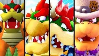 Super Mario Evolution of BOWSER