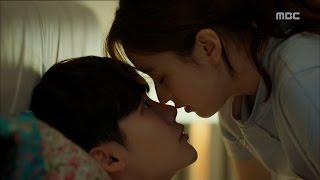 [W] ep.10 Han Hyo-joo kissed Lee Jong-suk 20160824