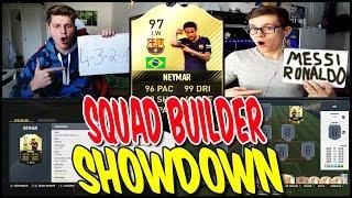 FIFA 17 - 97 IF NEYMAR SQUAD BUILDER SHOWDOWN vs. REALFIFA! ⛔️⚽😝 - ULTIMATE TEAM (DEUTSCH)