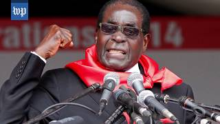 Looking back at Robert Mugabe's 37-year-long rule