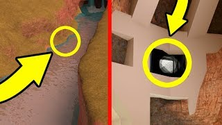 EVERY JAILBREAK SECRET EVER! (Roblox)