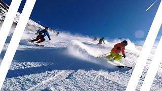 // Skifahren mit der Fördergruppe des Westdeutschen Skiverbandes (WSV)
