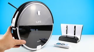 iLife A6 - Mein intelligenter SaugRoboter | Review