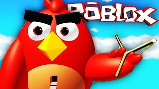 ENTKOMME DEM ANGRY BIRDS OBBY !!! (Roblox)