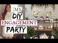 MY DIY ENGAGEMENT PARTY | PROJECT DIY BR...mp3