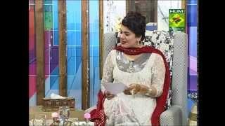 Abeel Javed the bomb babe MASALA TV 2015 07 21 17 56 47