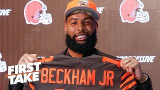 The Browns will have the NFL