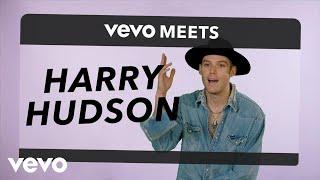 Harry Hudson - Vevo Meets: Harry Hudson