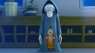 Funny Animated Cartoon | Spookiz | The Sub Teacher?! | 스푸키즈 | Cartoon For Children