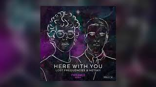 Lost Frequencies & Netsky - Here With You (Two Pauz Remix) [Cover Art] [Ultra Music]