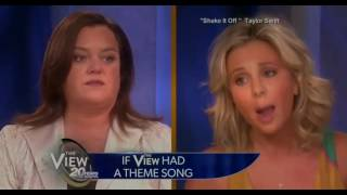 NEWW!!  On The View September 5 2016 : 20 year in the Making