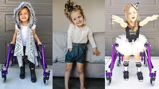Meet The Instagram Star With Cerebral Palsy | BORN DIFFERENT